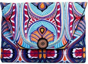 Bilde av Clutch brodert, fairtrade