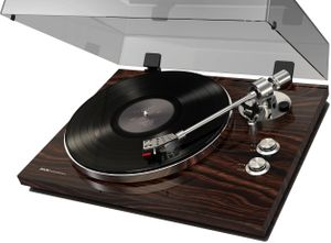 Bilde av Akai BT500 Turntable Walnut