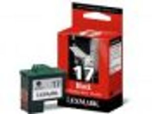 Lexmark Blekkpatron No.17 Sort