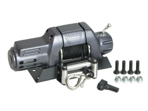 Bilde av Automatic Crawler Winch With Control System for