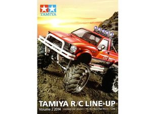Bilde av Tamiya 64390 - RC Catalog Book Line-up Vol.2 2014
