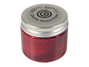 Cosmic Shimmer Sparkle Paste 50ml – apple red