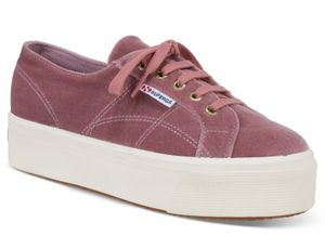 Bilde av Superga 2790 Velvet Dusty