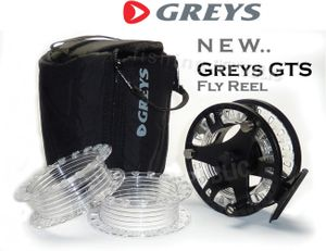 Bilde av Greys GTS 500 FLY REEL 5/6/7