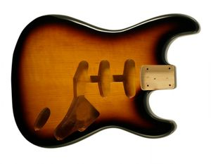 Bilde av STRAT® BODY HARDTAIL TOBACCO SUNBURST