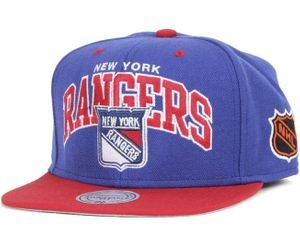 Bilde av Caps - Mitchell & Ness New York Rangers Team / Blue