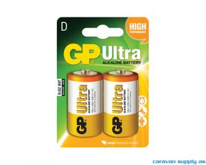 Bilde av Batteri GP Ultra LR20/D