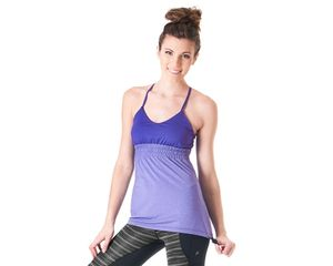 Bilde av Vixen Tank Fearless Purple/Purple Heather