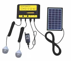 Bilde av Solar Power Kit