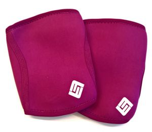 Bilde av FlexFit Knee Sleeves - Purple (Par)