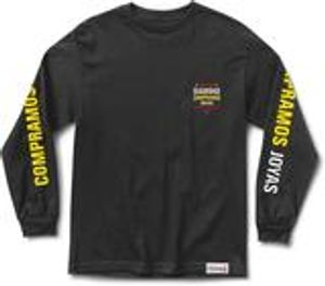 Bilde av Longsleeve - Diamond Supply CO Jewelers Row / Black