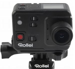 Bilde av Rollei 6S WiFi actionkamera Sort