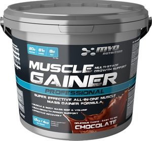 Bilde av Myo Muscle Gainer 3 kg Chocolate