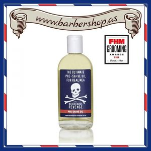 Bilde av THE BLUEBEARDS REVENGE PRE-SHAVE OIL (125ML)