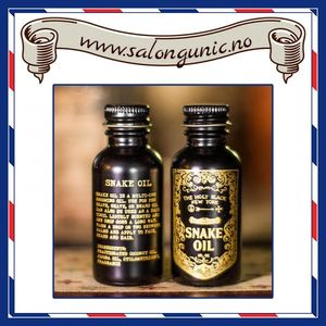 Bilde av THE HOLY BLACK SNAKE OIL