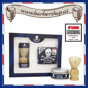 Bilde av THE BLUEBEARDS REVENGE SHAVING CREAM & DOUBLOON