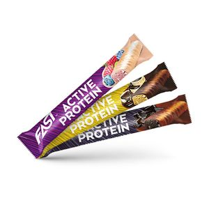 Bilde av FAST - Active Proteinbar - Chocolate Salty Licorice 35g