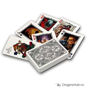 Bilde av Kortstokk: Alchemy Arcana Playing Cards Deck