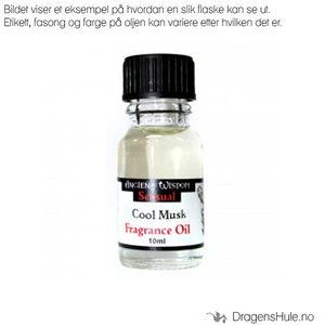 Bilde av Duftolje: Cool Musk -10ml