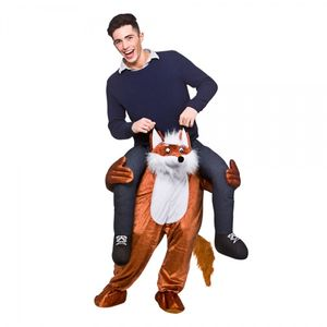 Bilde av Carry Me Mascot Fox - kostyme