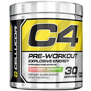 Bilde av  C4 PRE-WORKOUT 195g Strawberry Margarita