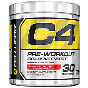 Bilde av C4 PRE-WORKOUT 195g Fruit Punch