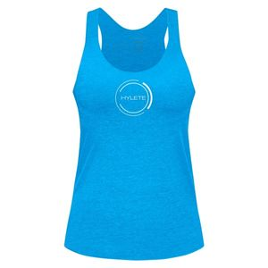 Bilde av HYLETE Womens Nation tri-blend tank