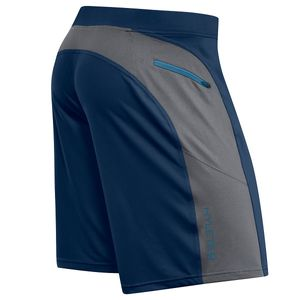 Bilde av HYLETE Helix II Flex-Knit Shorts (Navy/Cool Grey)