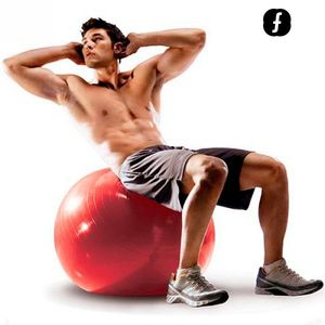 Bilde av Body Fitball Pilates Ball (55 cm)