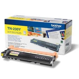 Bilde av Originale Toner Brother TN-230Y Gul