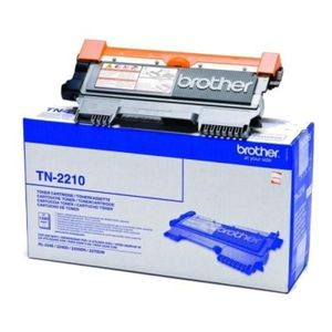 Bilde av Originale Toner Brother TN-2210 Svart