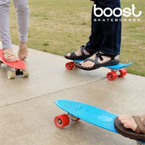 Bilde av Boost Fish Skateboard (4 hjul)