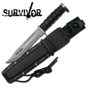 Bilde av Survivor - Military Combat Knife med Slire