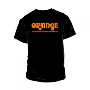 Bilde av Orange Amps T-shirt - Large
