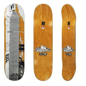 Bilde av Skateboard - Polar 8 TBS-O-Rama + Stickers