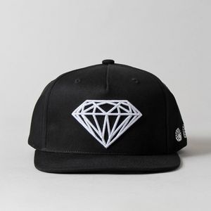 Bilde av Caps - Diamond Brilliant Snapback Cap / Black