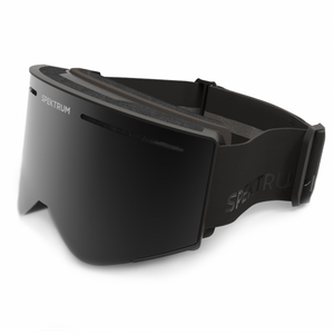 Bilde av Goggles - Spektrum G007 / Black / Brown Revo Blue
