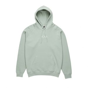 Bilde av Hettegenser - Polar Default Hood / Sea Foam Green