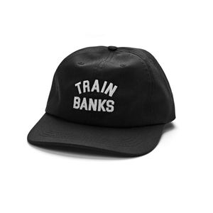 Bilde av Caps - Polar Train Banks Cap / Black