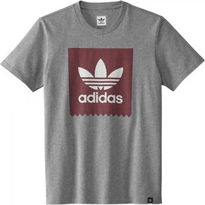 Bilde av T-skjorte - adidas BLACKBIRD Logo / Core Heather