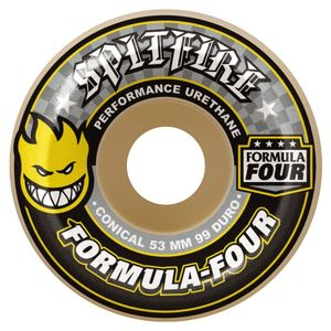 Bilde av Skateboard Hjul - Spitfire 54MM Formular Four 99D Conical