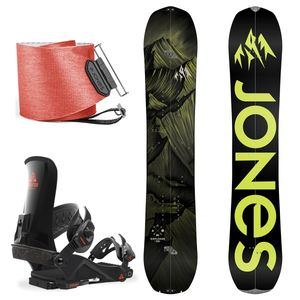 Bilde av Splitboardpakke - Jones Explorer, Union Expedition FC & Jones Fe