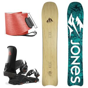 Bilde av Splitboardpakke - Jones Hovercraft, Union Expedition FC & Jones