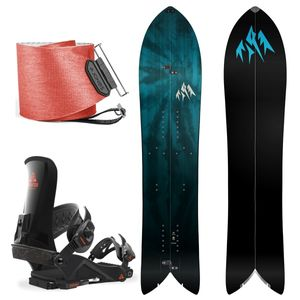 Bilde av Splitboardpakke - Jones Storm Chaser, Union Expedition FC & Jone