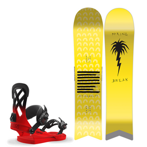 Bilde av Snowboardpakke - Capita Slush Slasher 147 & Union Contact Pro