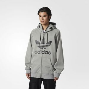 Bilde av Jakke - adidas Greeley Soft Shell / Core Heather / Black