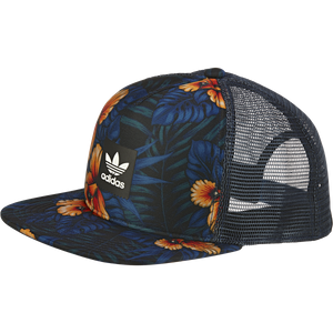 Bilde av Caps - adidas Sweet Leaf Trucker Hat / Multicolor
