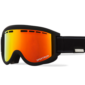 Bilde av Goggles - Spektrum G003 / Black / Brown Revo Red