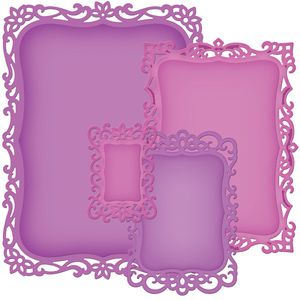 Bilde av Spellbinders - Decorative Labels Eight