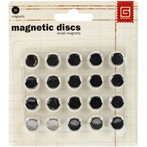 Bilde av Basic Grey - Magnetic Discs